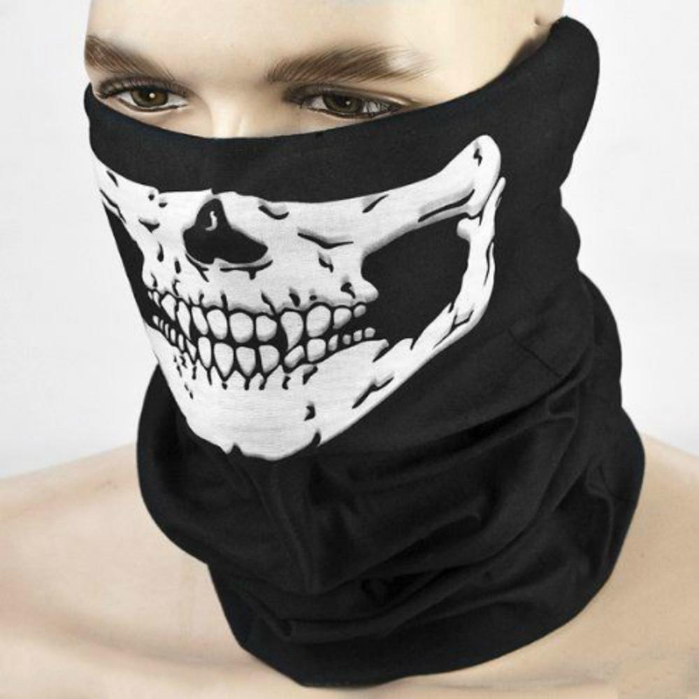 Fashion Balaclava Beanies Halloween Skull Face Mask Outdoor Sports Warm Caps Cycling Motorcycle Mask Scarf Skullies Beanies(China (Mainland))