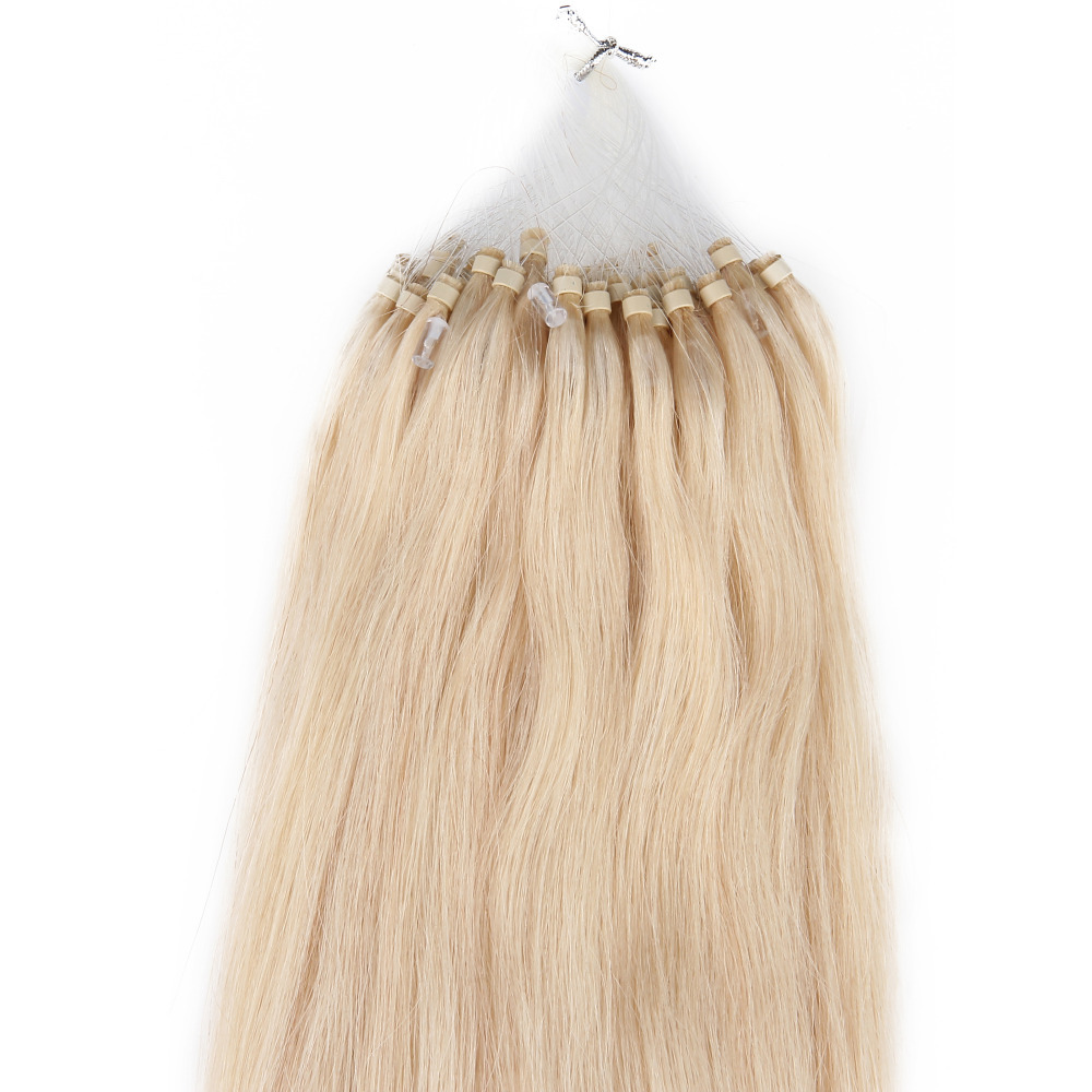 Micro Ring Color Hair Extensions 4