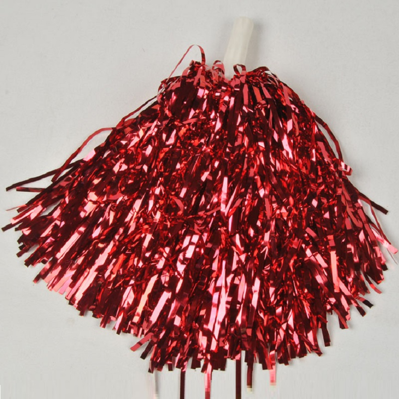 20-120g,1pair(2pcs/lot),7colors,Game Pompoms Cheerleading Cheering Pom Poms Sports Match Vocal Concert Cheerleader Pompon Items(China (Mainland))