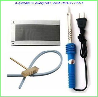 XQautopart Saab 9-3 ACC unit pixel lcd cable electric welding iron soldering T-head Strip Cable for lcd dead pixel repair(China (Mainland))