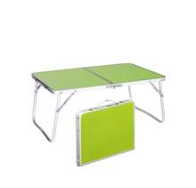 Portable Folding table for laptop Metal Laptop Notebook Computer Stand Table For Outdoor Or Garden