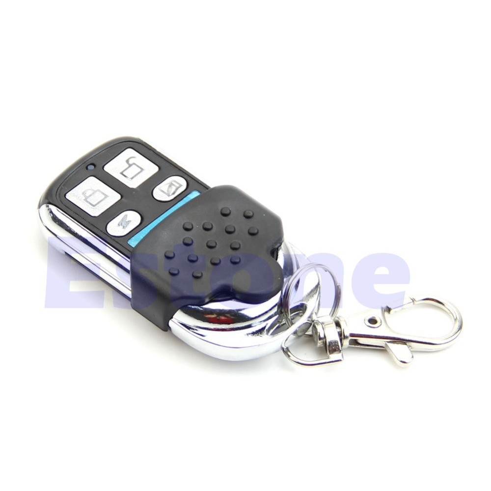 Free Shipping For Garage Door New 4 Channel 433mhz RF Wireless Remote Control Hot Selling<br><br>Aliexpress