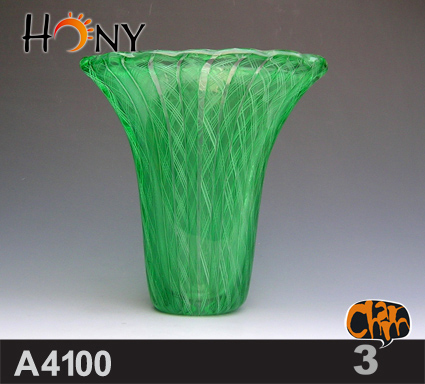 Murano Vases uk Murano Blown Glass Vase