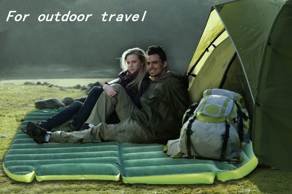 SUV Dedicated Car Cushion Air Bed Bedroom Inflation Thick Travel Mattress Bed Outdoor Travel Thickening Camping Mattress Bed(China (Mainland))