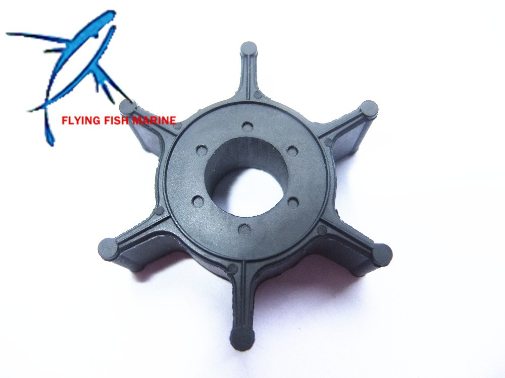 6e0 44352 003 6e0 44352 00 water pump impeller for yamaha for Yamaha 6hp outboard motor