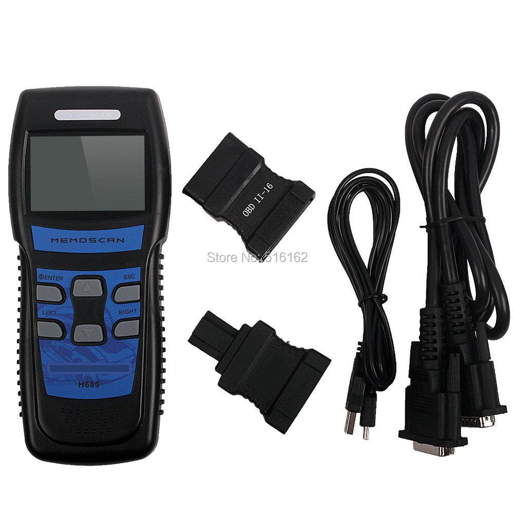 Средства для диагностики для авто и мото Uiftech Memoscan H685 Handheld & ABS SRS/EP DHL
