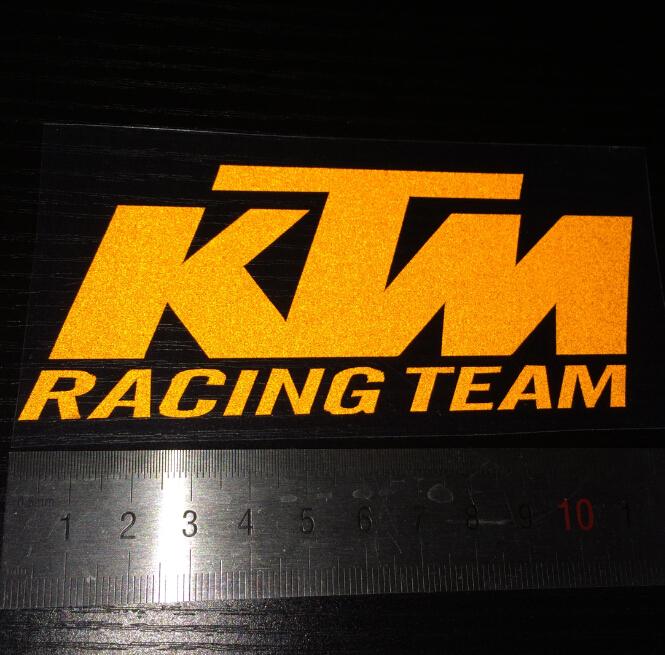 whole sale ktm exc graphics ktm racing sx ktm graphics kits helmet stickers 3d motorcycle(China (Mainland))