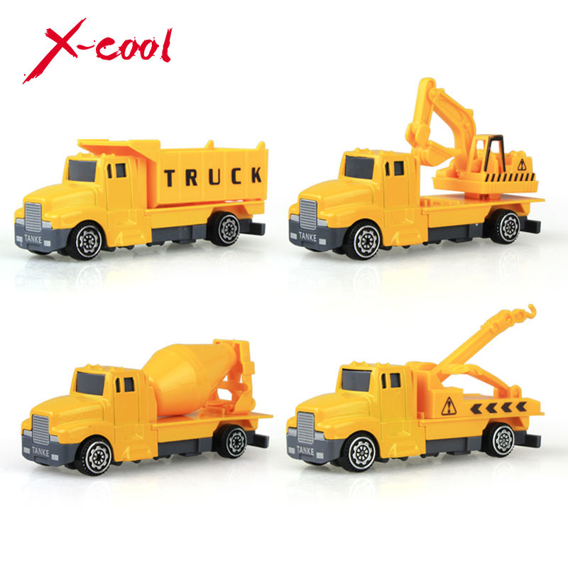 Kids toys Diecast Cars Metal Classical Model Cars Engineering Vehicle Model toys for Children boys Gift(China (Mainland))
