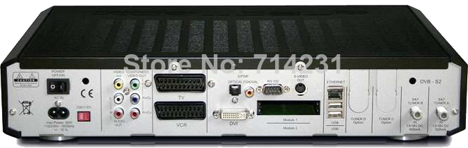 Set Top Box DM8000 HDPVR TV Receiver DVB Combo DVB S2/T/C, Twin Tuner and Two Scarts Multi OLED Display Factory Support(China (Mainland))
