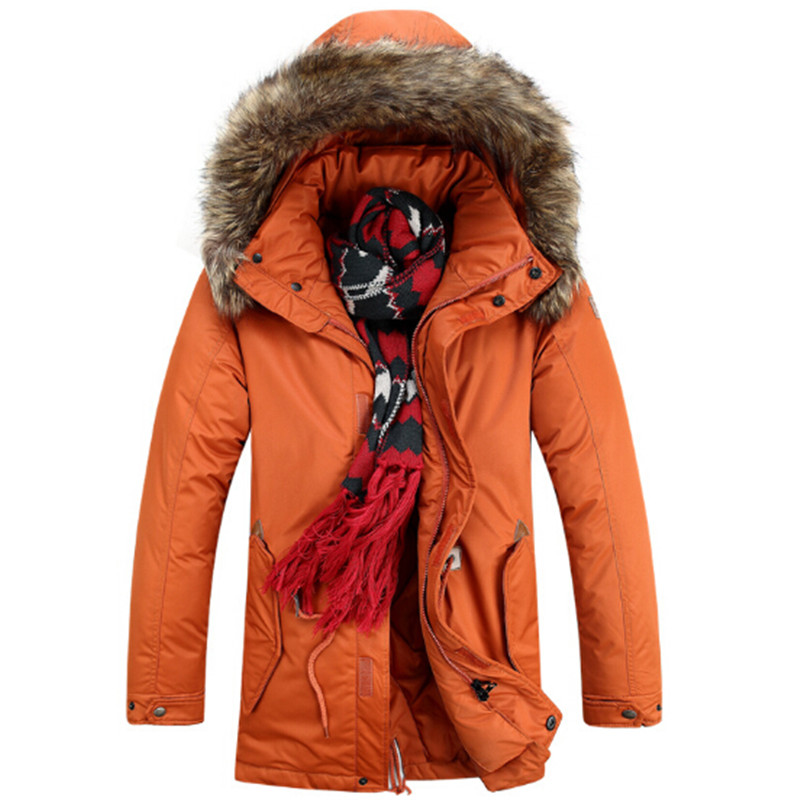 outwear invierno fashion nk Men's Hooded 2015 Brand New design Coats Outdoor Fashion Casual Parkas Winter Warm Cotton Male Jacke(China (Mainland))