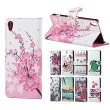 "Buy 06 Leather Case Sony Xperia XA X F3111 F3113 F3115 F3112 Dual 5.0"" Flip Phone Leather Cover XperiaXA F 3111 3112 3113 3115 for $3.63 in AliExpress store"