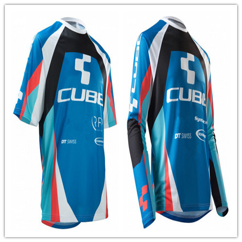 2015 cube bmc ktm downhill jersey cycling jersey long sleeve bicycle clothes or short sleeve jersey maillot cilismo bicicleta(China (Mainland))