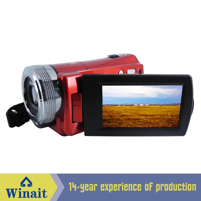 Free Winait 2.7 inch Video Cameras TFT LCD HD 720P 16MP Digital Video Camcorder Camera DV DVR UK Plug camescope DV-101