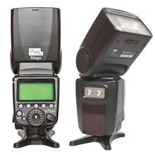 Liquidation NOUS STOCK TTL Maître Caméra Flash GN65 1/8000 s Haute Vitesse Sync Flash Light Speedlite pour Canon Appareil Photo REFLEX NUMÉRIQUE(China (Mainland))