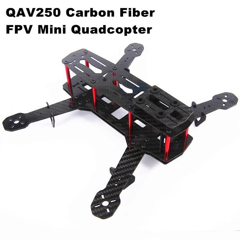 Mystery Blackout QAV250 H250 ZMR250 Carbon Fiber Mini 250 FPV Quadcopter Frame(Unassembled) - HobbyKing Store store