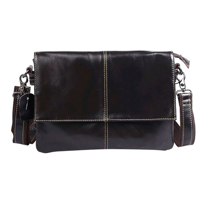 2016 New casual fashion leather male package Single shoulder Messenger packet Clutch bag<br><br>Aliexpress