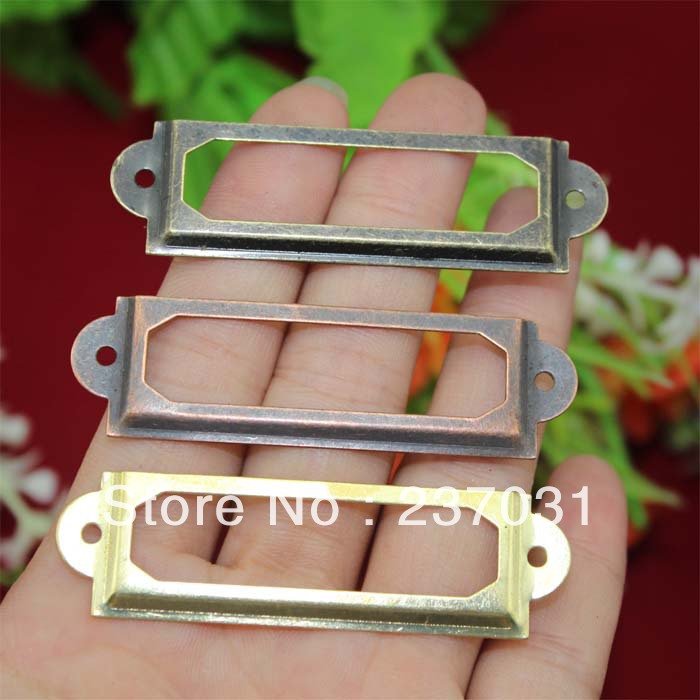 All three boxes Accessories / card tag / gift tag buckle trumpet / Label Handle / label box decorative box<br><br>Aliexpress