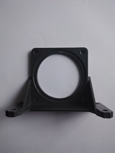 Factory outlets 60x60 motor Mounting dimensions bracket metal Durable and not easily broken Flanges(China (Mainland))