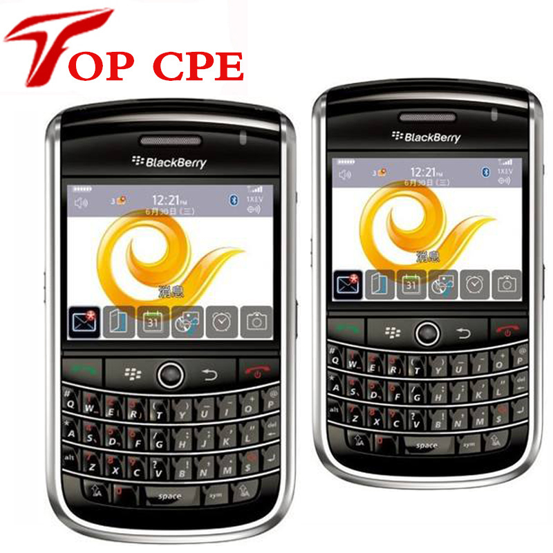 BlackBerry Tour 9630 original Refurbished mobile phone quadband unlocked 3G bb Free shipping(China (Mainland))