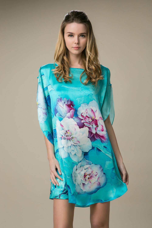 Silk Summer Dresses - RP Dress