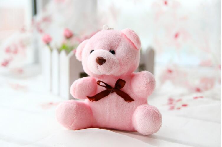 Doll pendant plush toy heavly dolls cloth doll keychain birthday gift
