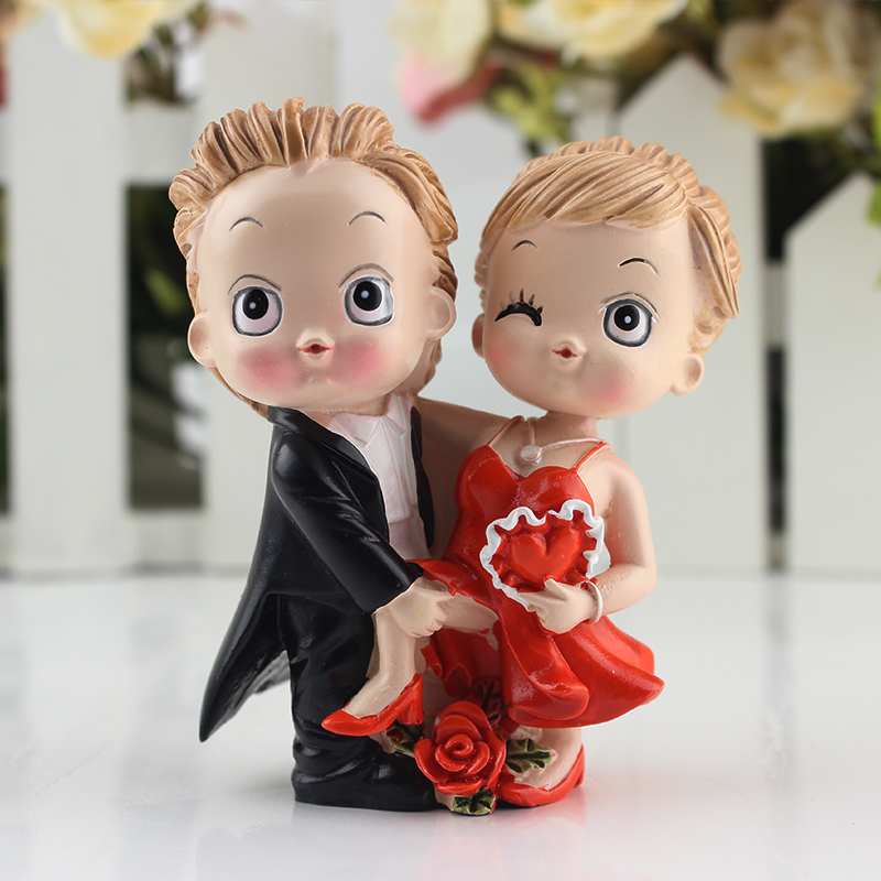 Cake Decor Figurines : Online Buy Wholesale polyresin figurine from China ...