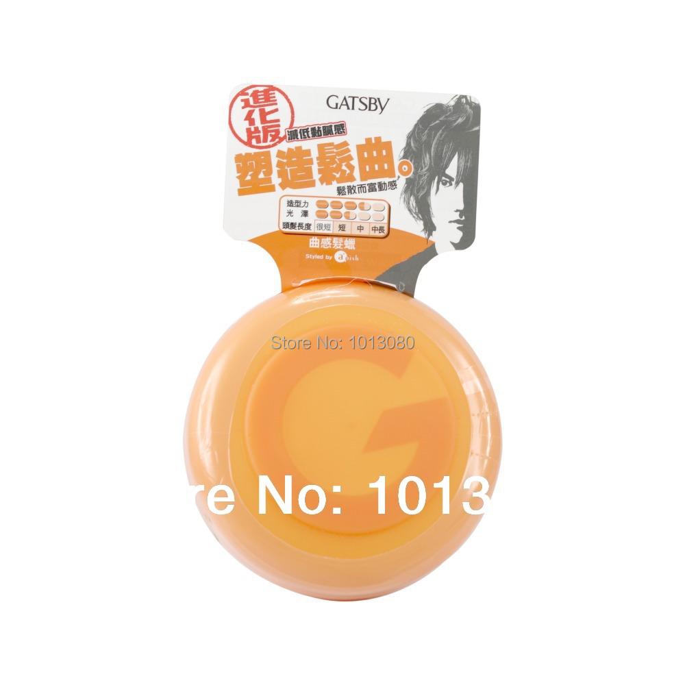 Mandom Corp. Gatsby Moving Rubber Loose Shuffle Hair Wax 80g / 2.7oz(China (Mainland))