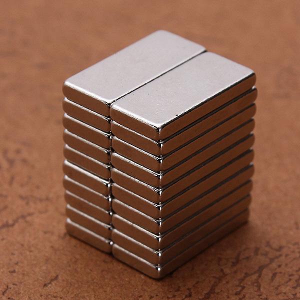 120 pcs/Lot _ N35 Strong Block Magnets Rare Earth Neodymium 15mmx6.5mmx2mm