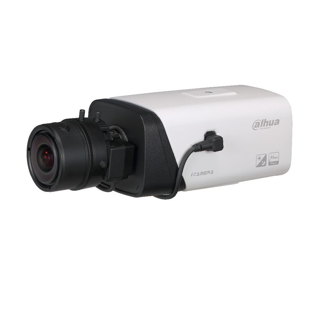 DAHUA 2MP Full HD Network Box Camera with Alarm and POE Original English Version without Logo IPC-HF5221E(China (Mainland))