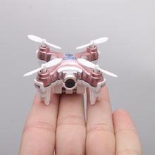 2016 MIni Size CX-10W CX 10W Drone Dron Quadrocopter RC Quadcopter Nano WIFI Drone 4G with Camera 720P FPV 6AXIS Mini Drone Hot