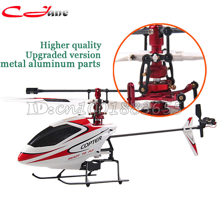 Mini rc Helicopter Parts rc Mini Helicopter Red