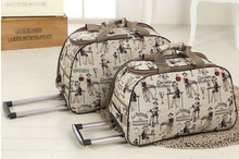 Free shipping,2015 hot sale  linen  Travel bag sport luggage bag(China (Mainland))
