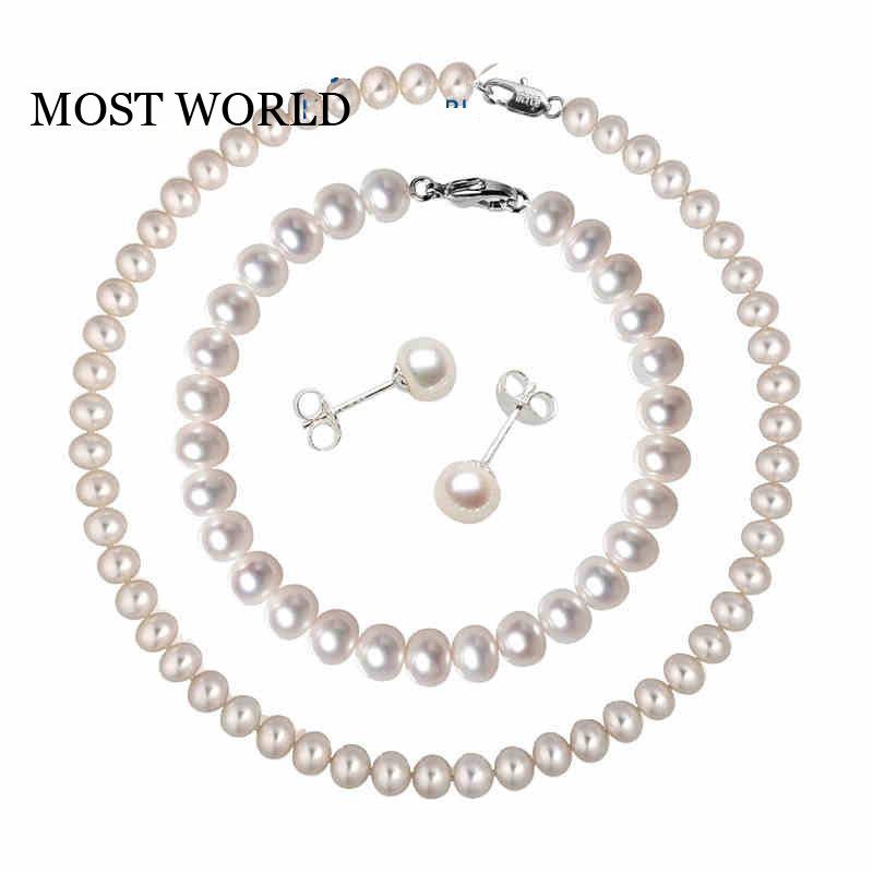 MOST WORLD 6/7 ,  925 most world 8 5 9 925 earringpearl