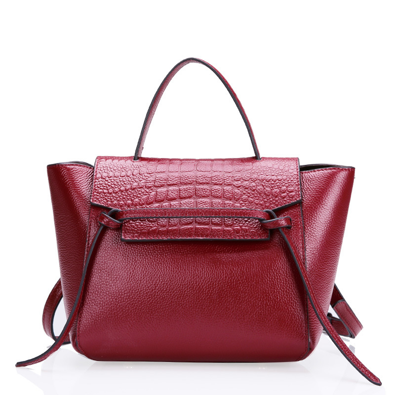 Women Bag Crocodile 2015 Genuine Leather Women Messenger Bags New Summer Cowhide Female Bag Brand<br><br>Aliexpress