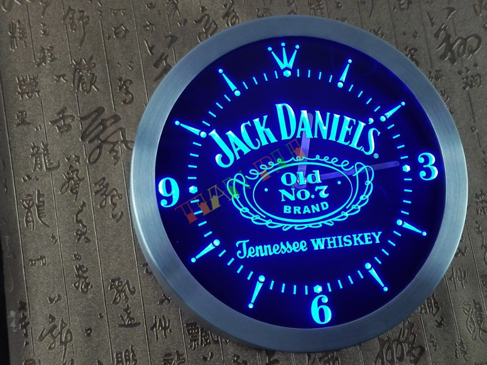 Signs equipment picture more detailed picture about - Horloge murale a led ...