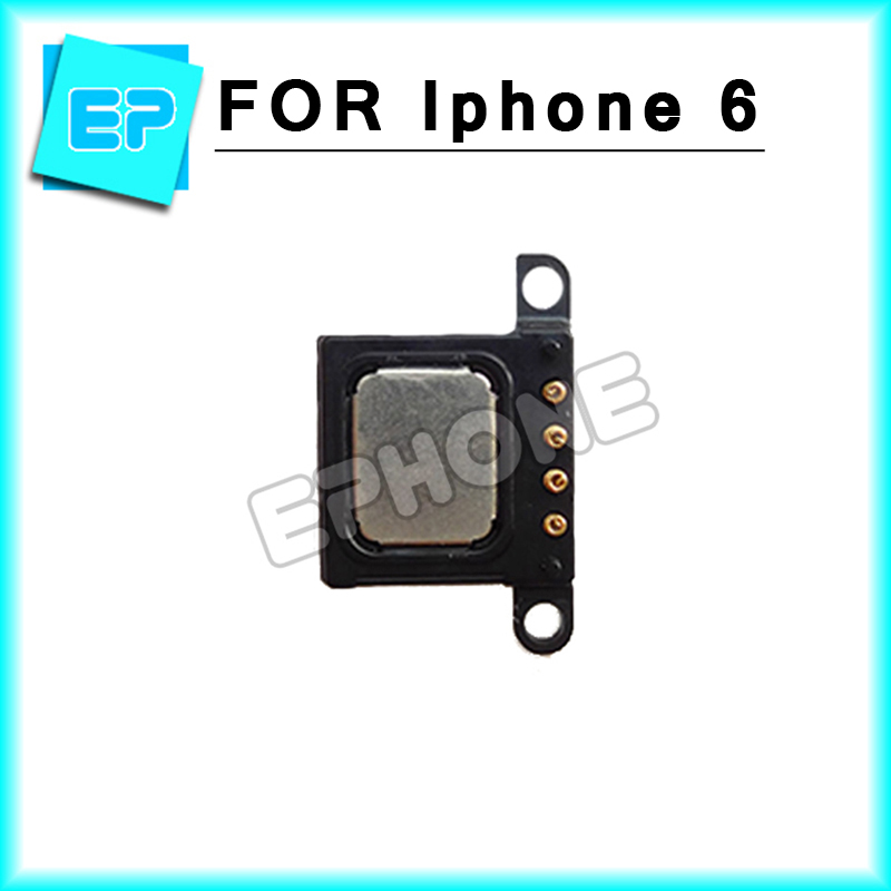 10 pcs/lot replacement part Ear Piece Speaker Earpiece EarSpeaker Sound Repair for iPhone 6 4.7''(China (Mainland))