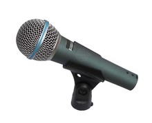 Free Shipping!!! Low Price+Good Quality , Beta 58A 58 A Beta58A Dynamic Vocal Wired Microphone Mike Mic