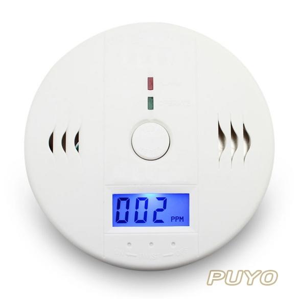 Carbon Monoxide Alarm инструкция