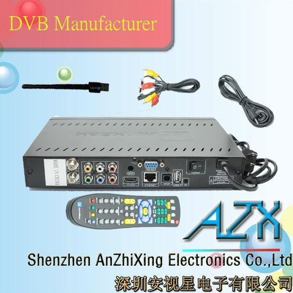 set top box wifi mini hd receiver dvb-s2 satellite dish tv receiver(China (Mainland))