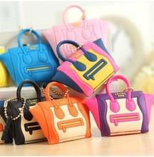 2016 Best Selling Lovely Handbag Dustproof Satchel Shoulder Bag Purse Dust Plug Headphone Jack Plug Cell Phone Accessories(China (Mainland))