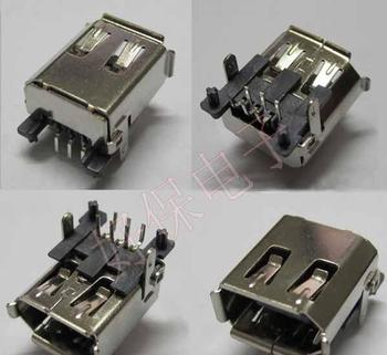 Common notebook motherboard 1394 interface 1394 female 6-pin desktop