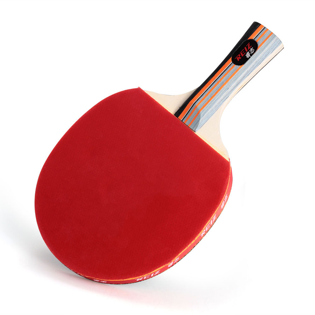 High quality table tennis racket ddouble pimples in rubber for Table tennis