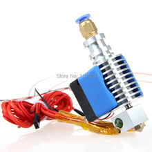 Geeetech Assembled all Metal long-distance J-head hotend with cooling fan for 3D Printer bowden extruder RepRap MakerBot