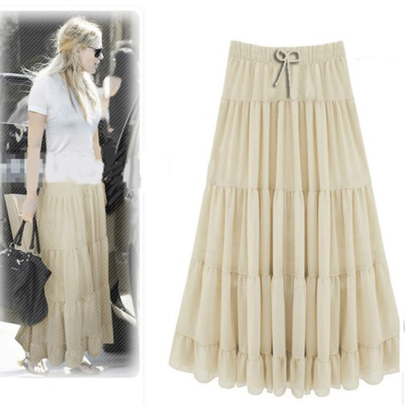 Simple Fashion Amp Style Long Skirt