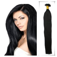 1Pc/Lot Straight remy Brazilian human U Tip Hair 16 Inch 40g/lot Shedding And Tangle Free Extensiones De Cabello Superior
