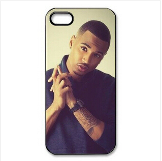Hot Fashion Cool Boy Trey Songz case for Samsung Galaxy s2 s3 s4 s5 mini s6 edge Note 2 3 4 iPhone 4 5s 5c 6 Plus iPod touch 4 5(China (Mainland))
