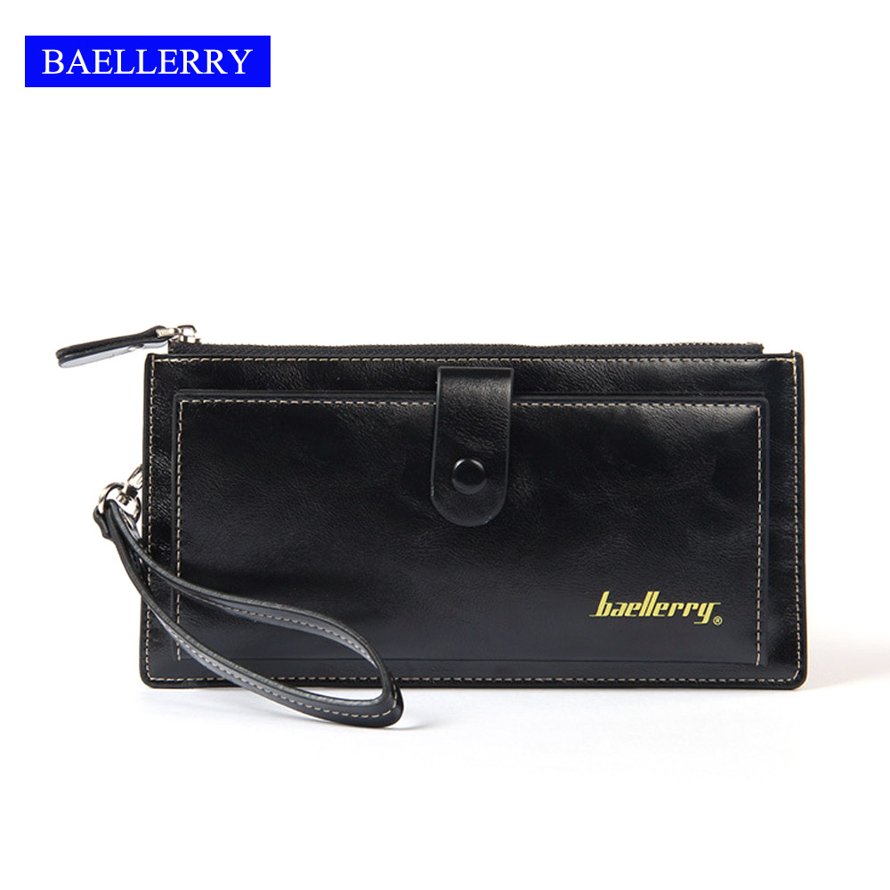 High Quality 2016 New Women Wallets Brand Design Cell phone Card Holder Long Lady Wallet Purse Clutch(China (Mainland))