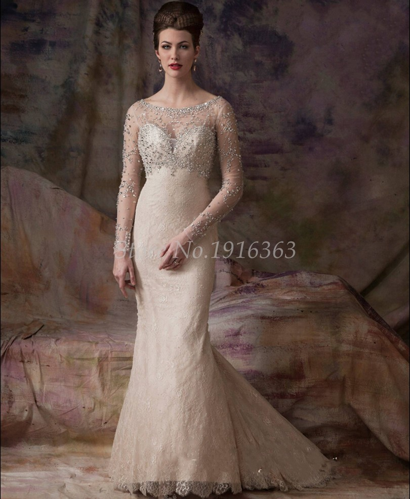 Mermaid Wedding Dresses 2016 Designer - Wedding Short Dresses