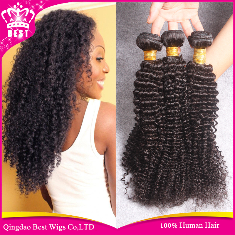Brazilian Kinky Curly Virgin Hair 1pc only 10-28 Mixed Afro Kinky Curly Hair 5A Unprocessed Can Be Dyed And Bleached Hair<br><br>Aliexpress