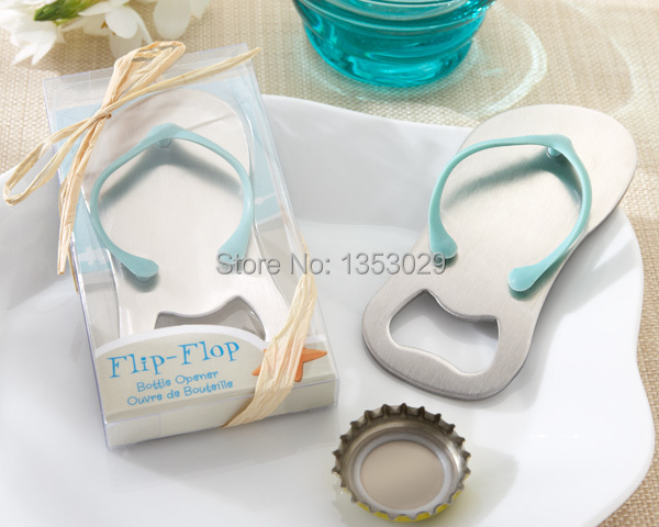 free shipping wholesale 20pcs bottle opener baby shower favors and